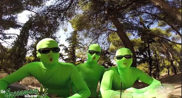 The Greenman Show