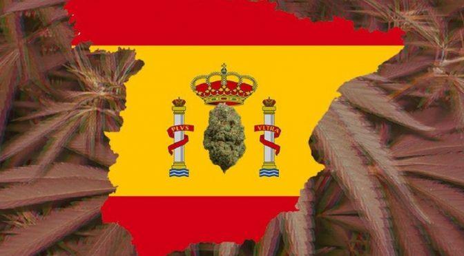 Κάνναβη, Podemos, Venceremos