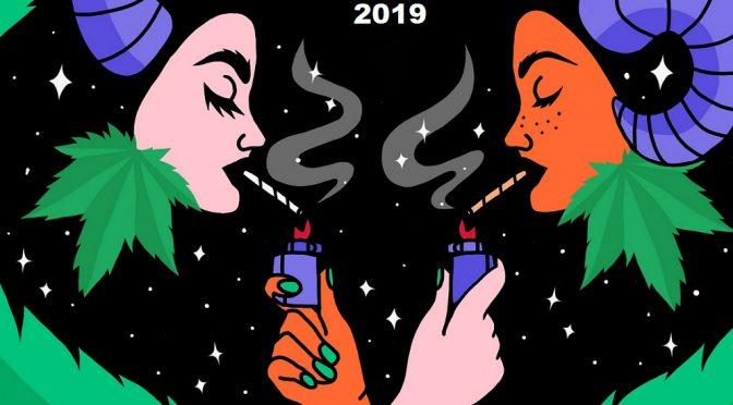 2019: Προβλέψεις για (κανναβο)ζώδια